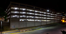 Parking Structure LED Lighting